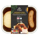 Morrisons The Best Sausage & Mash