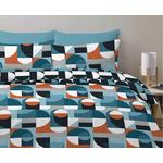 Morrisons Bold Geo Duvet Cover & Pillowcases