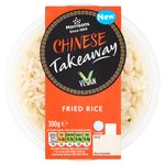 Morrisons Takeaway Ginger & Spring Onion Fried Rice