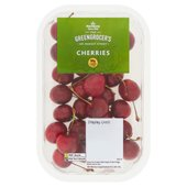 Morrisons Cherries Punnet