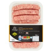 Morrisons The Best 12 Gluten Free Old English Chipolatas