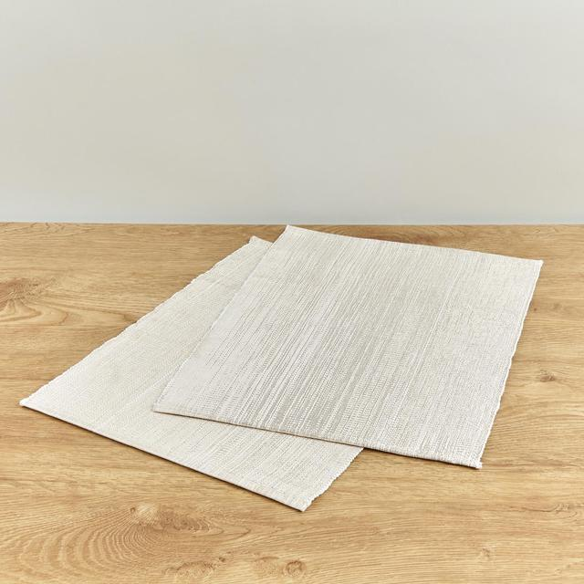 MORRISONS > Homeware Outdoors > Morrisons Gold Shimmer Table Mats