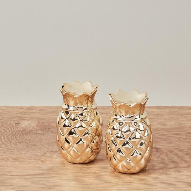 Morrisons Pineapple Cruets Ornament