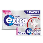 Wrigley's Extra White 6 Packs