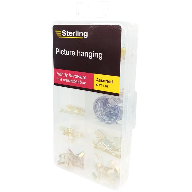 Sterling Picture Hanging Set