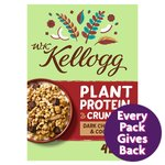 W.K.Kellogg Plant Protein Dark Choc And Coconut