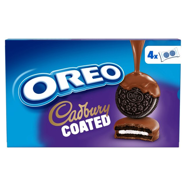 Oreo Cadbury Coated Chocolate Biscuits