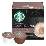 Starbucks By Nescafe Dolce Gusto Cappuccino