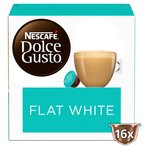 Nescafe Dolce Gusto Flat White Pods 16