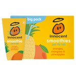 Innocent Smoothies For Kids, Oranges, Mangoes & Pineapples