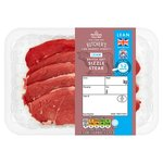 Morrisons British Beef Sizzle Steak