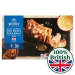 Morrisons Slow Cooked Pork Belly Hog Roast With Apple Sauce