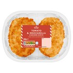 Morrisons Cheesey Tomato Chicken Kiev