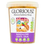 Glorious Skinny Licious Soup Bangalore Lentil Daal