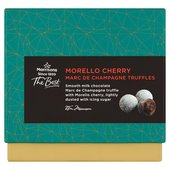 Morrisons The Best Cherry Marc De Champagne Chocolate Truffles