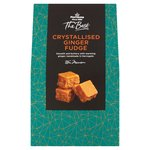 Morrisons The Best Crystallised Ginger Fudge