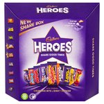 Cadbury Heroes Chocolate Share Box