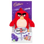 Cadbury Angry Birds Plush Toy & Cadbury Dairy Milk Bar