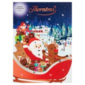 Thorntons Santa Advent Calendar