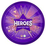 Cadbury Heroes Chocolate Tin