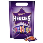 Cadbury Heroes Chocolate Pouch
