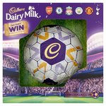 Cadbury Dairy Milk Hollow Football