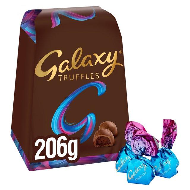 Galaxy Truffles Chocolate Medium Gift Box