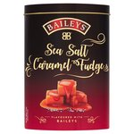Baileys Sea Salt & Caramel Fudge