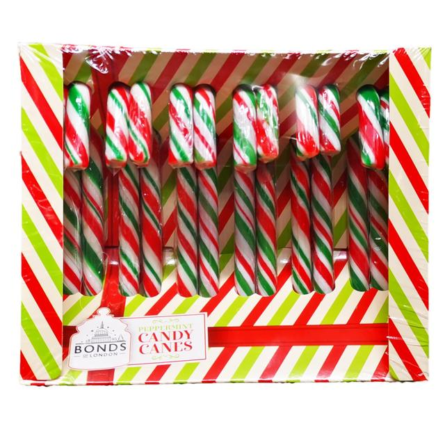 Let It Snow Peppermint Candy Canes