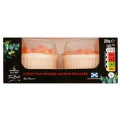 Morrisons The Best Smoked Salmon Mousse