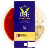 Morrisons Vegan Mini Dips