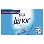 Lenor Tumble Dryer Sheets Spring Awakening
