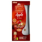 Glade Automatic Spray Holder Spiced Apple Kiss