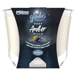 Glade Large Candle Deep Amber Hills