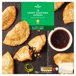 Morrisons Fried Vegetable Gyoza With Soy Chilli Dip