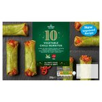 Morrisons Vegetable Chilli Burritos