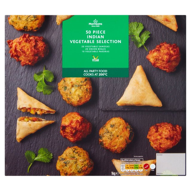 Morrisons Indian Selection