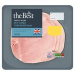 Morrisons The Best Yorkshire Thick Cut Ham