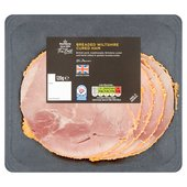 Morrisons The Best Breaded Wiltshire Ham