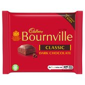Cadbury Bournville 3 Bars