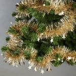 Morrisons Gold Star Tinsel