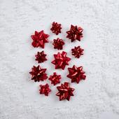Morrisons Red Gift Bows