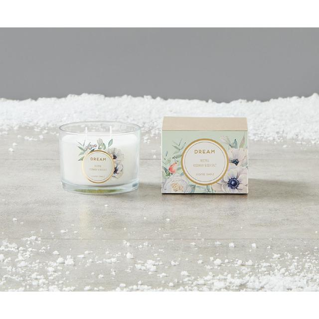 Morrisons 2 Wick Votive Candle