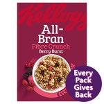 Kellogg's All - Bran Fibre Crunch Berry Burst