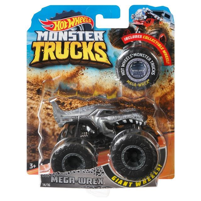 Hot Wheels Monster Trucks Assortment