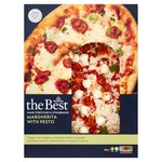 Morrisons The Best Margherita With Pesto Pizza