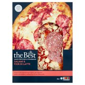 Morrisons The Best Italian Meats Pizza