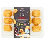 Morrisons The Best Breaded Camembert Wedges & Dip