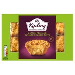 Mr Kipling Apple Pear & Custard Crumbles