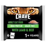 Crave With Lamb & Beef In Loaf